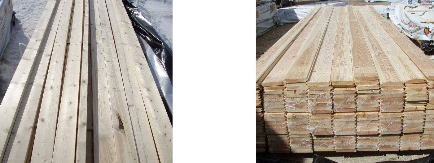 Puidukoda Timber Quality - Timber Grades and Grading Selection Puidukoda