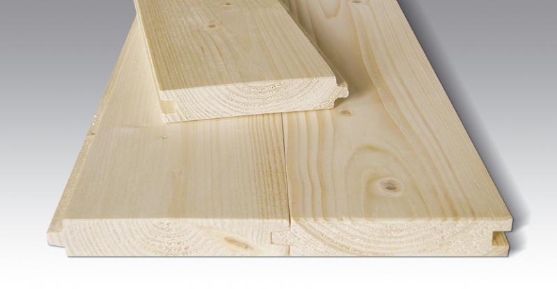 Wide Solid Softwood Flooring Puidukoda