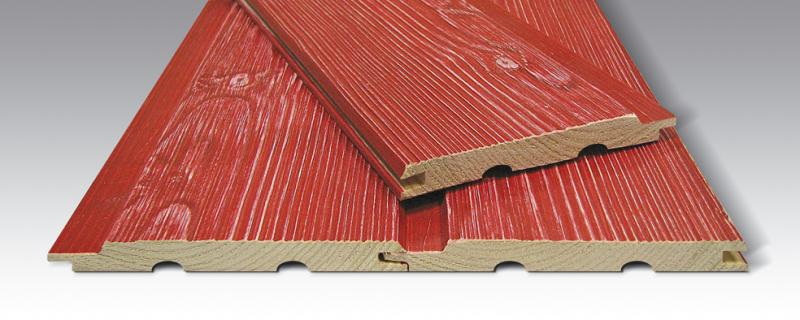 H21 K20 Timber Weatherboarding-Rainscreen-Timber Cladding-Siding-Lining-Facade Specification Puidukoda